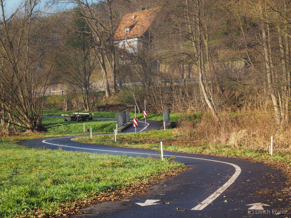 Radweg Dammbach